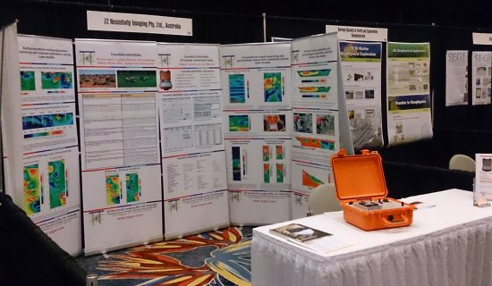 ZZ Resistivity Imaging has attended the Near Surface Asia Pacific Conference in HAWAII