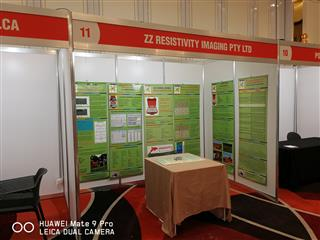 ZZ Resistivity Imaging has attended the AEGC Data to Discovery conference in Perth, Austra