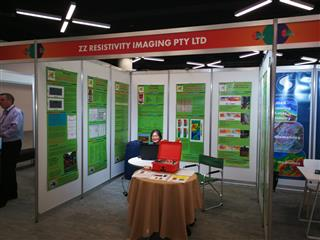 ZZ Resistivity Imaging has attended the SEG International Exposition and 88th Annual Meeti